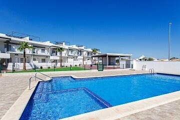 2 beds brand new & key ready apartments in Playa Flamenca in Ole International