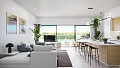 3 bedrooms luxury detached villas with sea views by Benidorm in Ole International