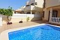 Chalet independiente nuevo con 3 dormitorios en El Pilar * in Ole International