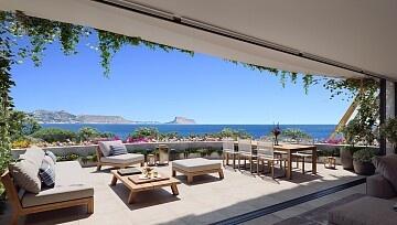 Apartamente de lux pe malul mării în El Albir in Ole International