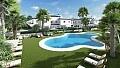 3 beds semidetached villas in Gran Alacant near Alicante & airport in Ole International