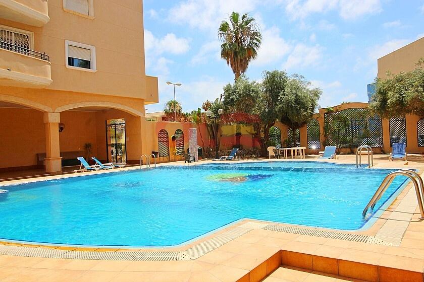 Apartament cu 2 dormitoare lângă mare în Cabo Roig * in Ole International