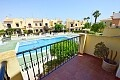 2 beds townhouse overlooking the pool in La Zenia  * in Ole International