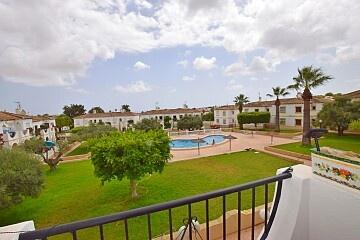 1 bed top floor apartment overlooking the pool nr. Villamartin  * in Ole International