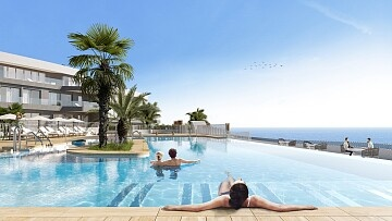 Luxury apartments overlooking the sea in Aguilas - Costa Calida  in Ole International