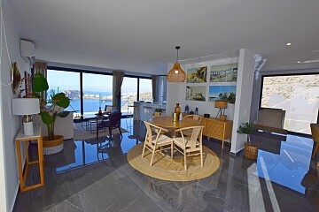 Luxury penthouses overlooking the sea in Aguilas - Costa Calida  in Ole International