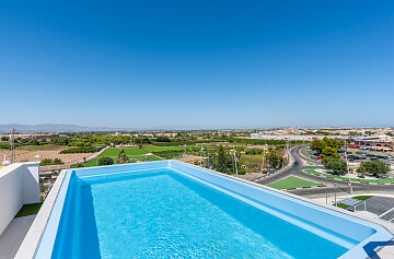 2 beds apartment with views in Benijófar in Ole International