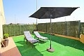 2 beds ground floor apartment in La Tercia in a rural area in Ole International