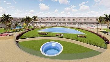 3 beds apartments near Playa Higuericas in La Torre de la Horadada  in Ole International