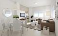 2 & 3 bedrooms modern style semidetached villas in Busot in Ole International