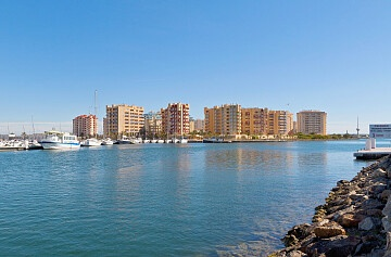 2 beds apartment on the seafront in La Manga  in Ole International