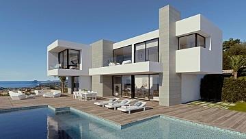 Detached Villa in Cumbres del Sol, Benitachell in Olé International