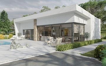 Detached Villa in San Miguel de Salinas in Olé International