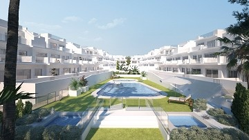 Apartment in Gran Alacant, Santa Pola in Olé International