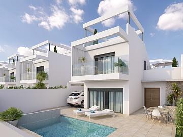 Detached Villa in Roda, San Javier in Olé International