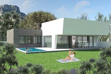 Detached Villa in Polop in Olé International