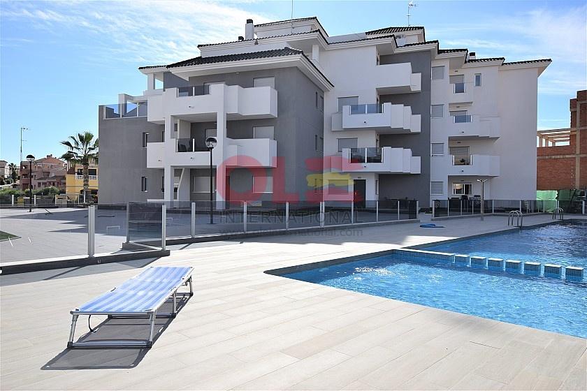 Apartement in Las Filipinas, Orihuela Costa - Wederverkoop in Olé International