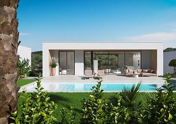 Detached Villa in Colinas Golf, San Miguel de Salinas in Ole International