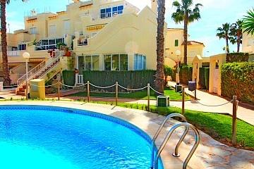Ground floor apartment in Playa Flamenca, Orihuela Costa in Olé International