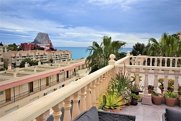 Apartment in Calpe in Ole International