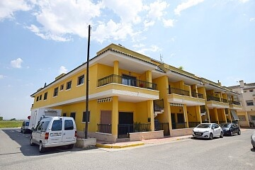 2 bedrooms townhouse in the little village of Daya Vieja  * in Ole International