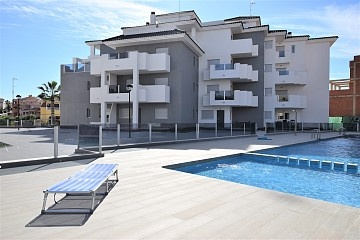 Apartment in Las Filipinas, Orihuela Costa in Olé International