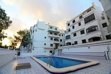 Apartment in Playa Flamenca, Orihuela Costa in Olé International