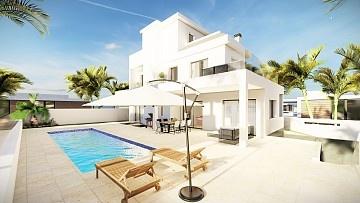 Detached Villa in Ciudad Quesada, Rojales in Ole International