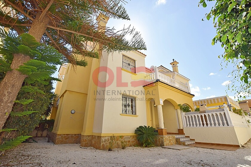 3 beds semidetached villa near Cabo Roig in Ole International