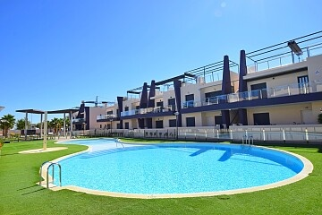 3 beds brand new ground floor apartment in Playa Higuericas * in Ole International