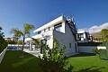 Luxury villas in Benidorm with spectacular sea views  in Ole International