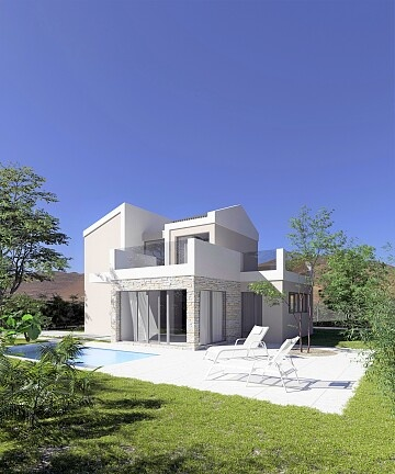 3 beds detached villa with private pool  in Ole International