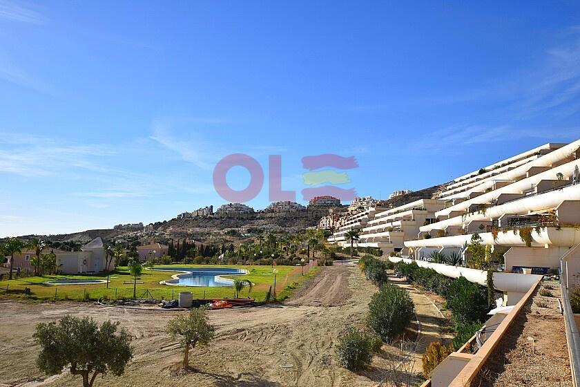 2 beds apartment in Bonalba Golf near San Juan  * in Ole International