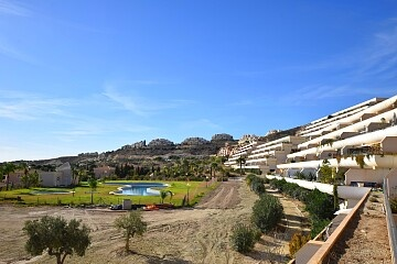 2 beds apartment in Bonalba Golf near San Juan  * in Ole International