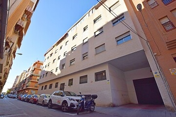 2 beds apartments in town center of Alicante city * in Ole International