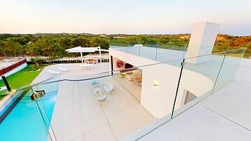 Luxury villas in Colinas Golf  in Ole International