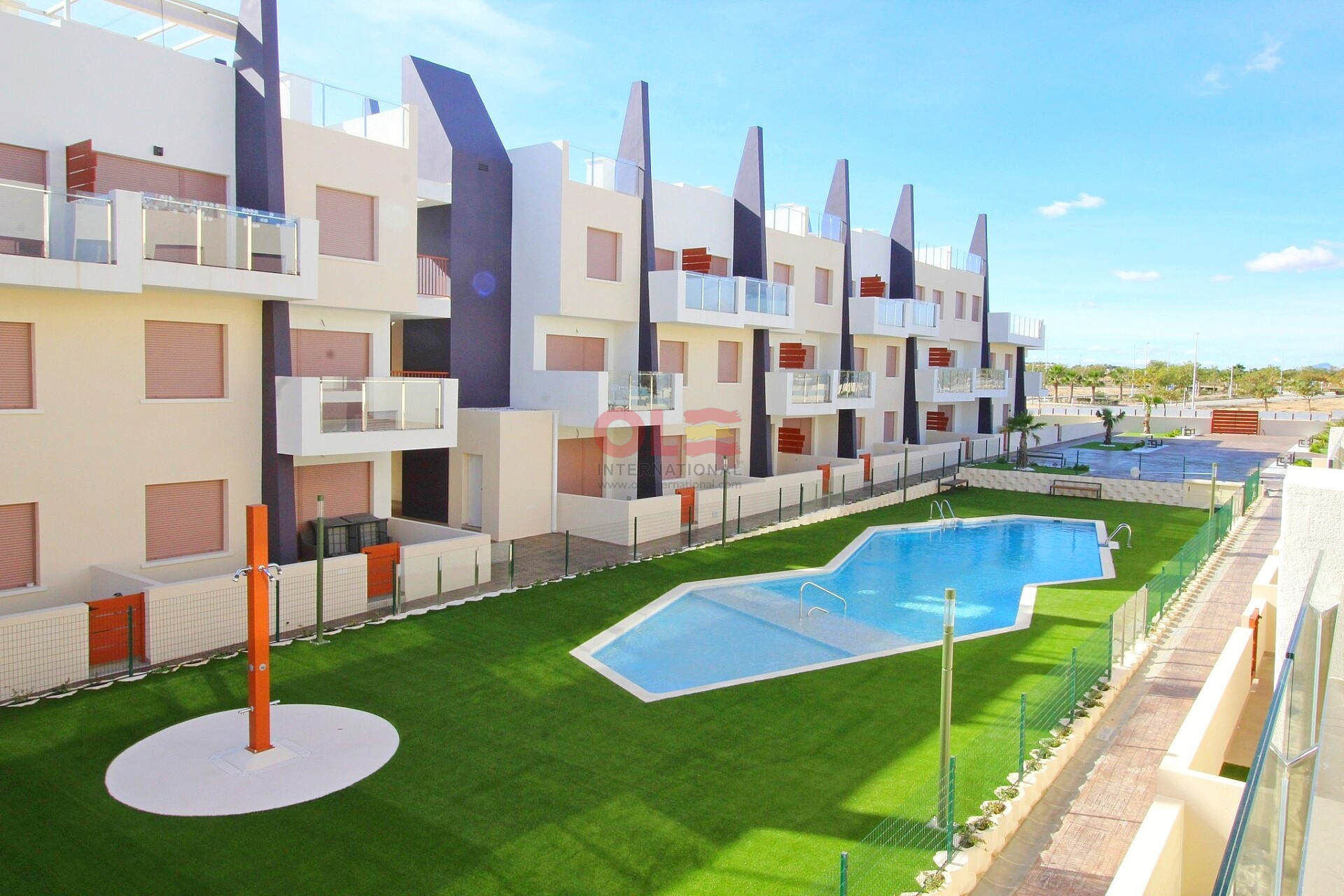 2 beds Brand New Apartment just 100 meters to Mil Palmeras Beach *