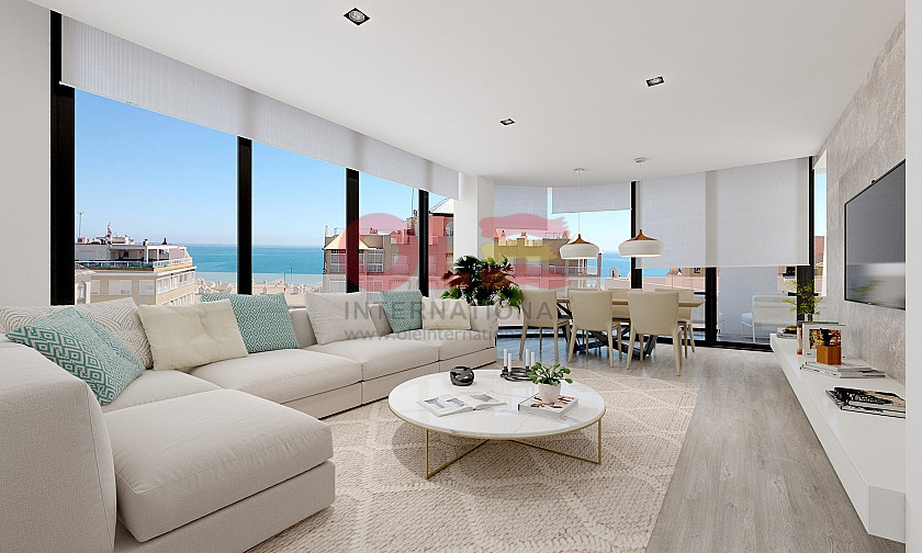 2 & 3 beds luxury apartment near the beach in Guardamar  in Ole International