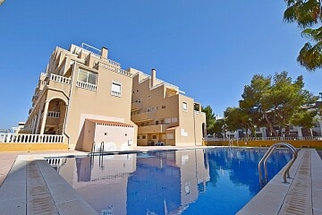 2 beds penthouse with sea views in Punta Prima  in Ole International