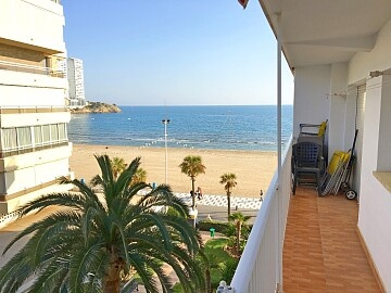 3 beds front line apartment in Playa Levanet in Benidorm in Ole International