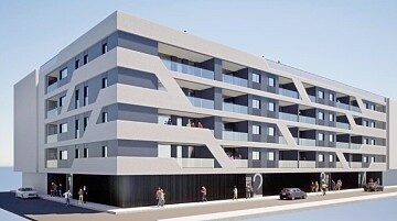 2 beds brand new apartment in town centet of San Juan de Alicante in Ole International