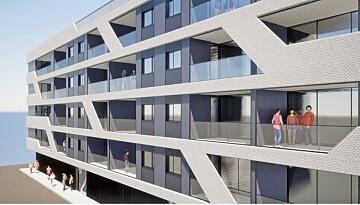 Nybygg leiligheter i sentrum av San Juan de Alicante in Ole International