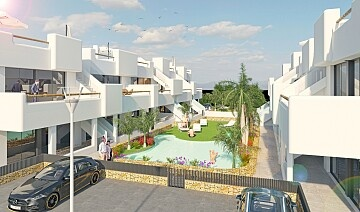 2 beds apartments near the beach in Santiago de la Ribera  in Ole International