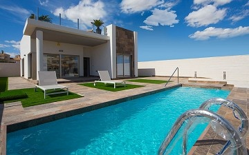 Detached Villa in Zona de Villamartin, Orihuela Costa - New build in Ole International