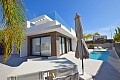 3 beds luxury semidetached villas in La Marina  * in Ole International
