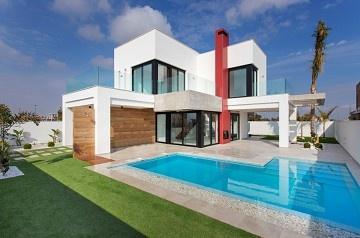 Detached Villa in Los Alcazares - Mar Menor in Olé International