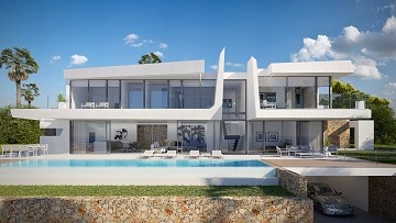 Detached Villa in Moraira in Olé International