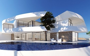Detached Villa in Altea Hills, Altea in Olé International