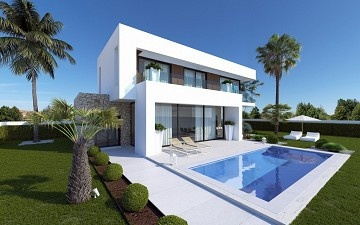 Detached Villa in Benidorm in Olé International