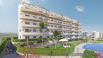Apartment in Gran Alacant, Santa Pola in Olé International